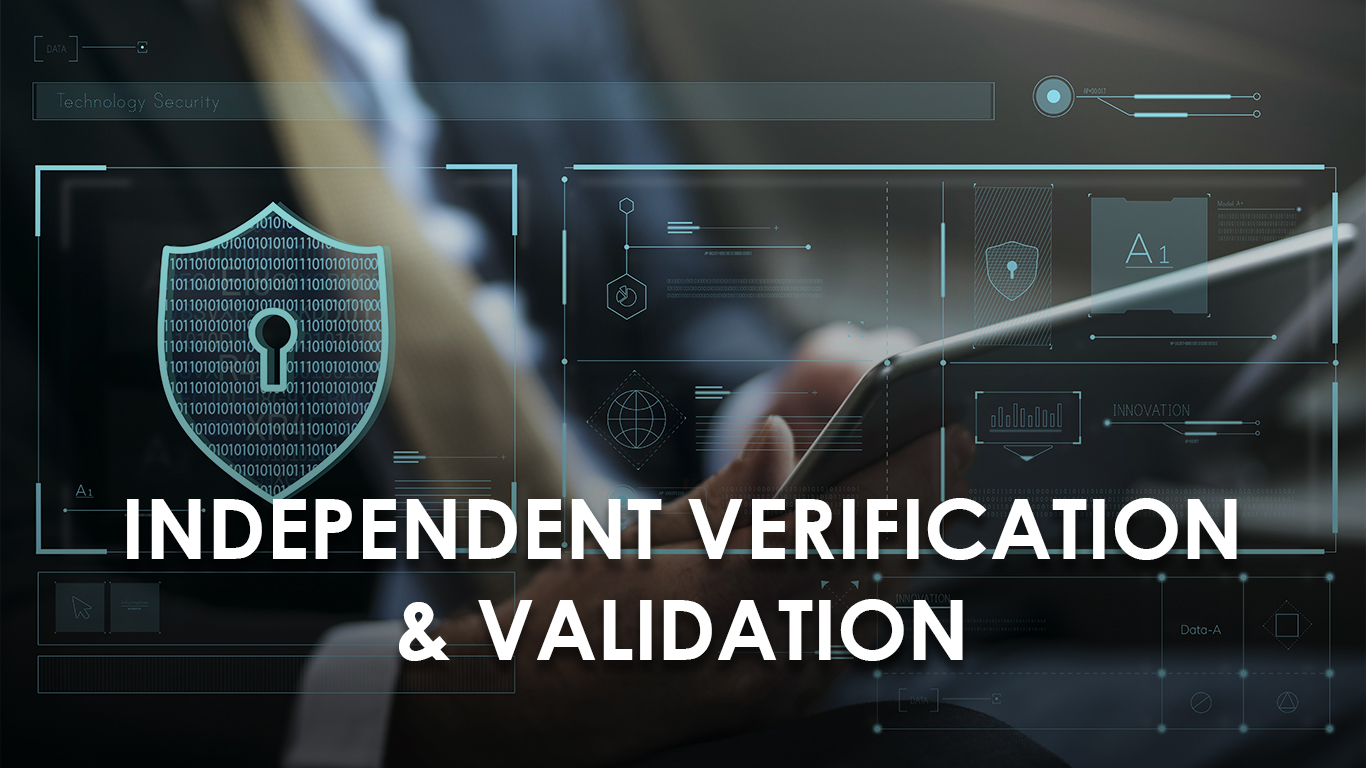 Independent Verification & Validation
