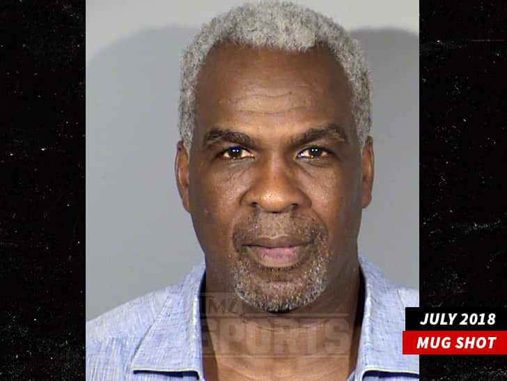 Charles Oakley accused of cheating and arrested in Vegas
