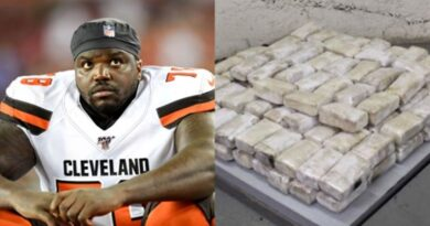 Cleveland Browns Greg Robinson Busted With 157 Pounds Of Weed In His Car
