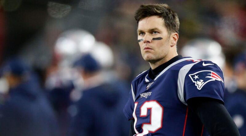 Tom Brady's Agent Met With The Colts, Raiders And Chargers At The NFL Combine