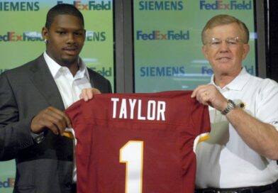 Redskins Legends Sean Taylor And Joe Gibbs Will Have Streets Named After Them At The Washington Headquarters