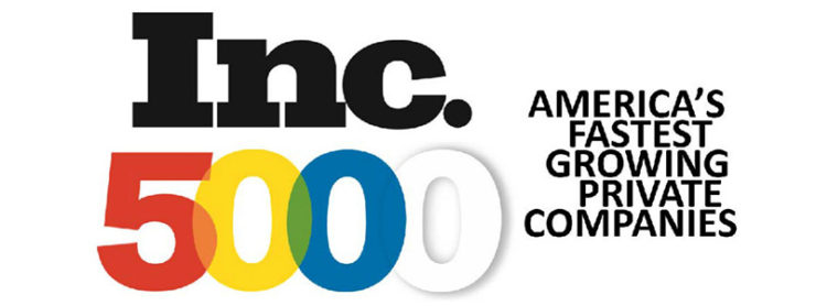 Inc. 5000 List of Fastest Growing Companies