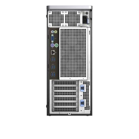 Enterprise Tower Video Workstation