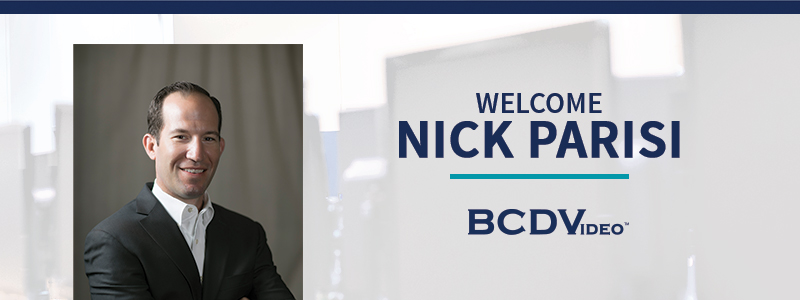 BCDVideo taps Nick Parisi as chief financial officer