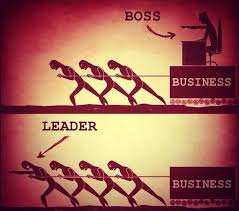 When to Stop Being the Boss and Become a Leader