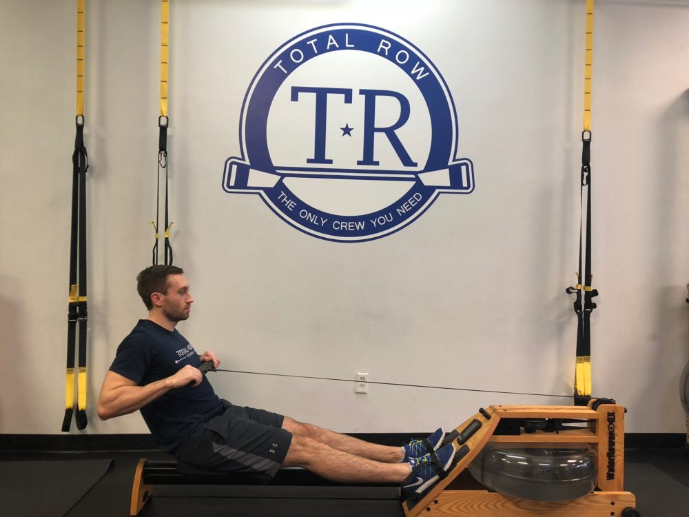 Proper Rowing Form: Reverse Pick Drill