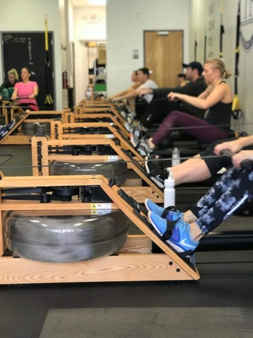 """Total Row Demystifies Fitness: EPOC  (or """"Afterburn"""")"""