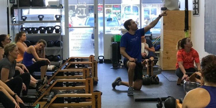 Total Row Fitness Class