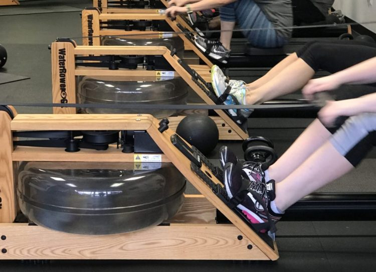 rowing form