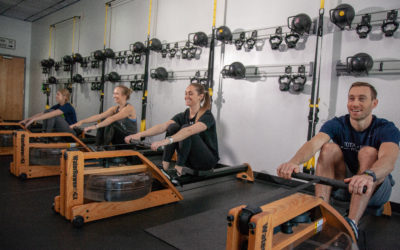 The Benefits of Rowing