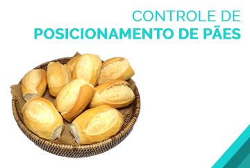 CONTROLE DE POSICIONAMENTO DE PÃES