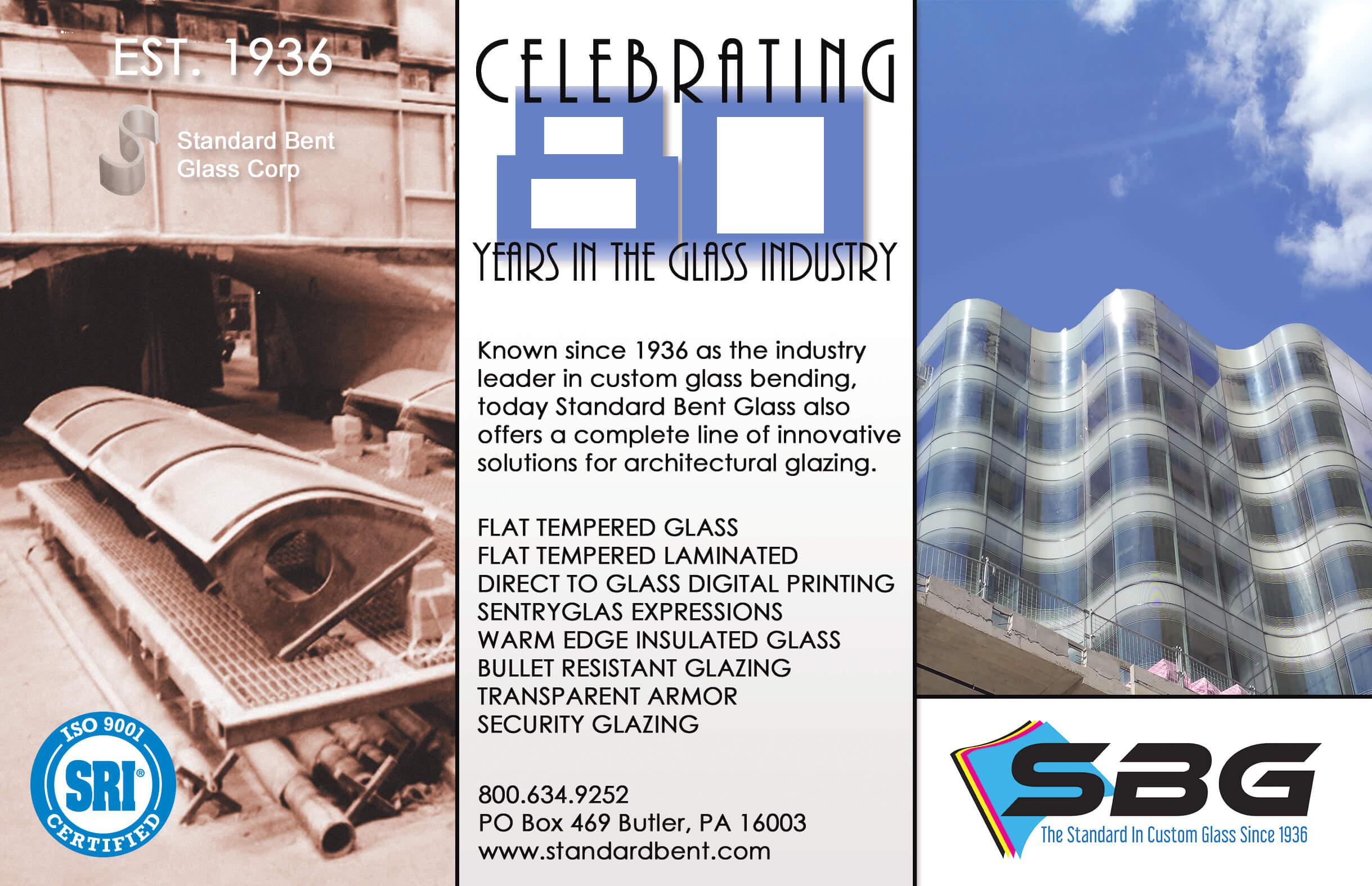 SBG Celebrates 80 Years
