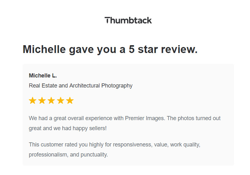 Thumbtack Review 1