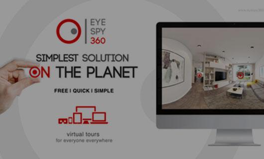 3D Matterport EyeSpy 360