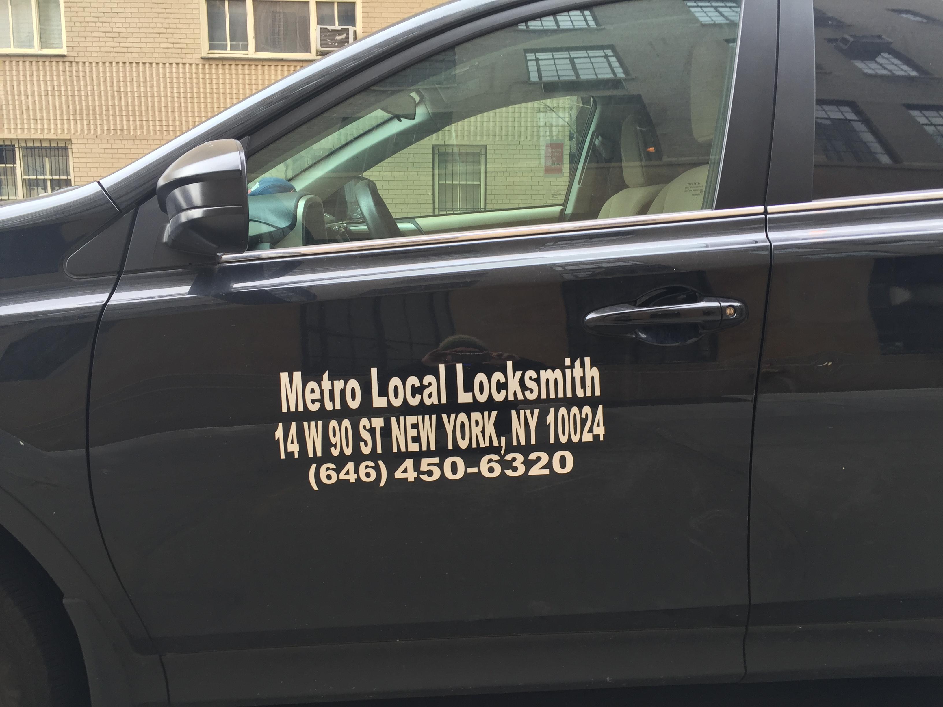 Address On Car