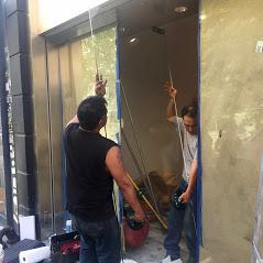 Glass Door Installation NYC