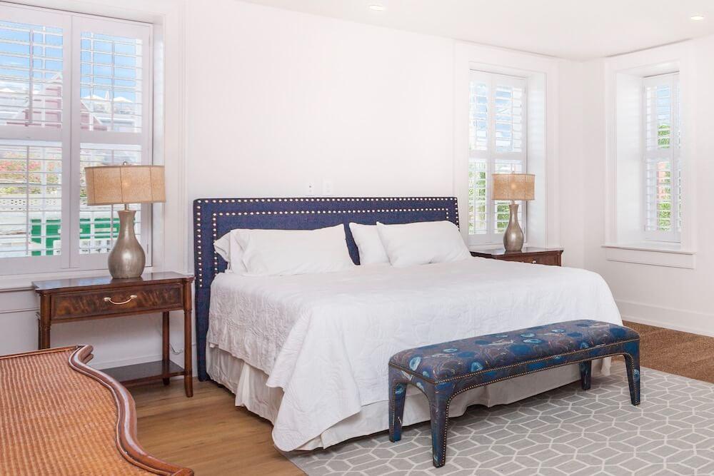 Suite 200 Master Bedroom
