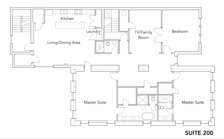 3 Bedroom 3 Bathroom Luxury Charleston Vacation Rental