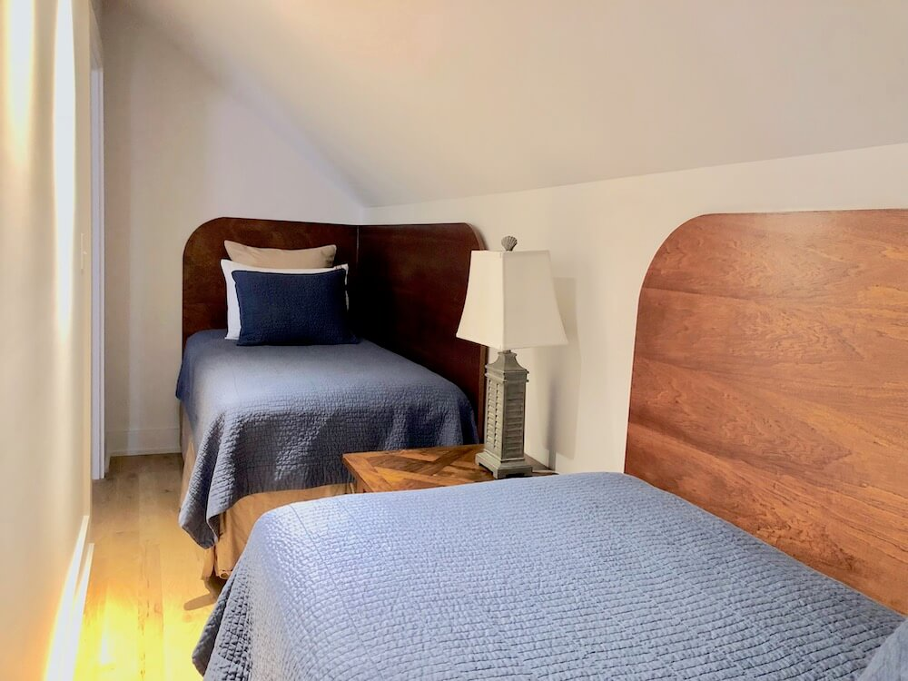 Suite 300 - 3rd Bedroom with Twin Beds