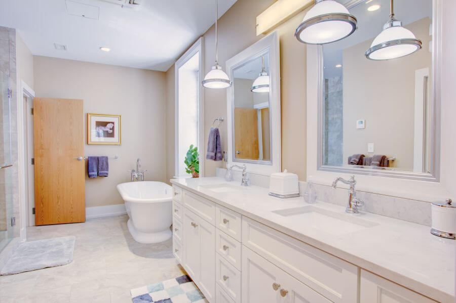 Master Bathroom One