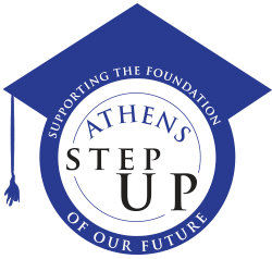 Athens StepUp-Official Website Logo