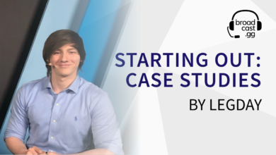 Photo of BroadcastGG Case Studies: How do I start?