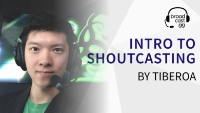 Photo of Introduction to Shoutcasting: Definitions and Goals