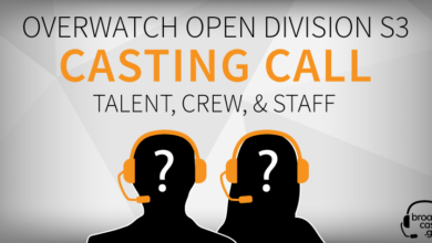 Photo of Staff and Talent Call for Overwatch Open Division Season 3!