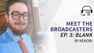 Photo of Meet the Broadcasters – Episode 3