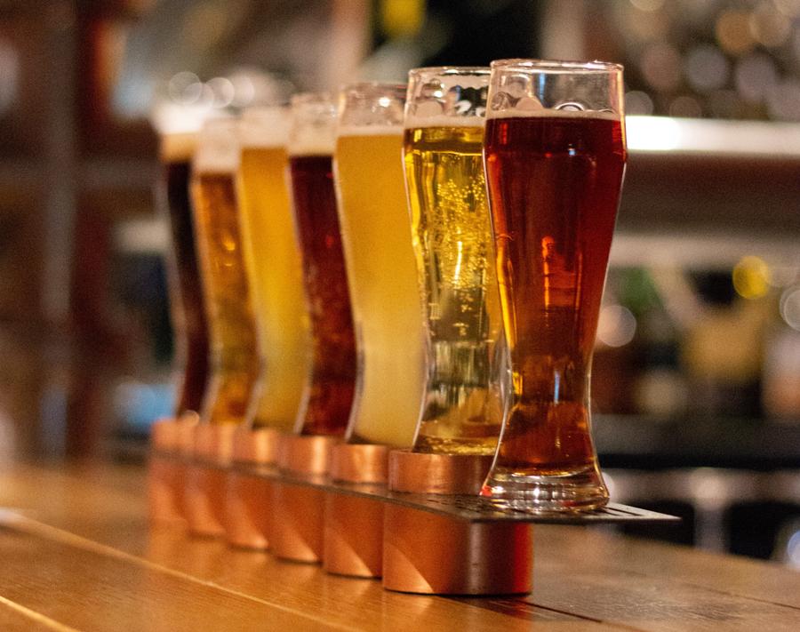 Ogden River Brewing Beer