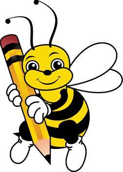 pencil bee