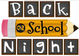 download - back to school night
