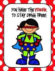 Power to Stay Drug Free