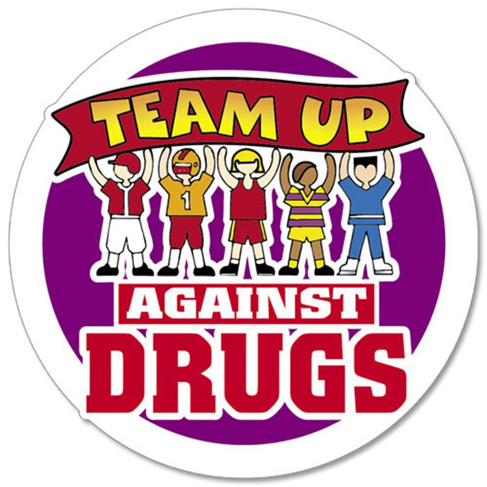 Team Up Against Drugs