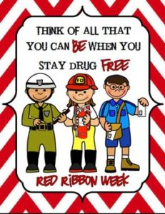 Think of All You Can Be Drug Free