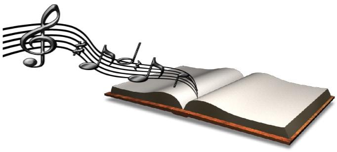 music-w-book