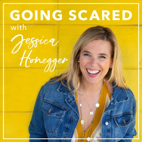 Going Scared with Jessica Honegger
