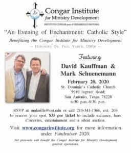 An Evening of Enchantment: Catholic Style @ St Dominic Catholic Church