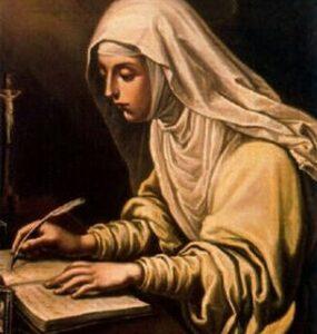 Evening with St. Catherine de Ricci @ Pilgrim Center of Hope