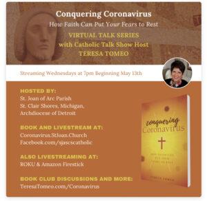 Conquering Coronavirus @ Online