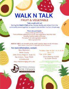 Walk n Talk @ Online