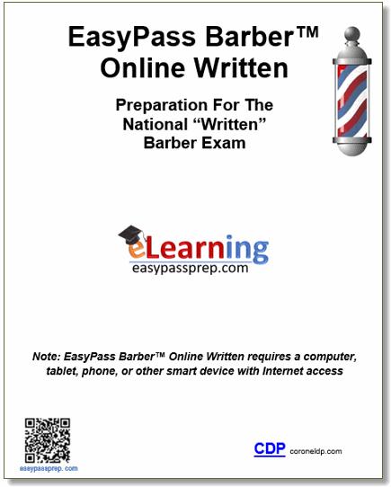 EP002D-EasyPass Barber Online Written