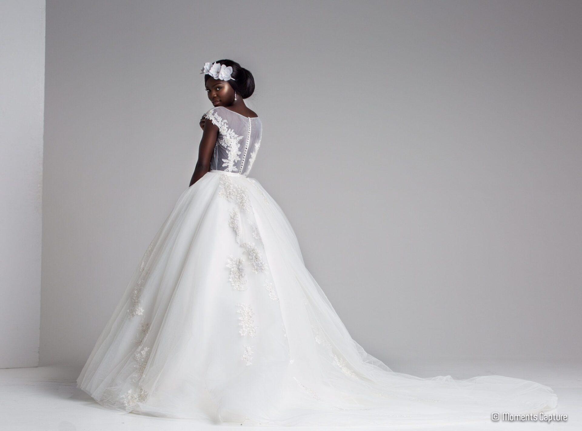 Kosibah | Contemporary, Elegant Couture bridal and formal dresses
