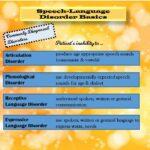 Speech-Language Disorder Basics