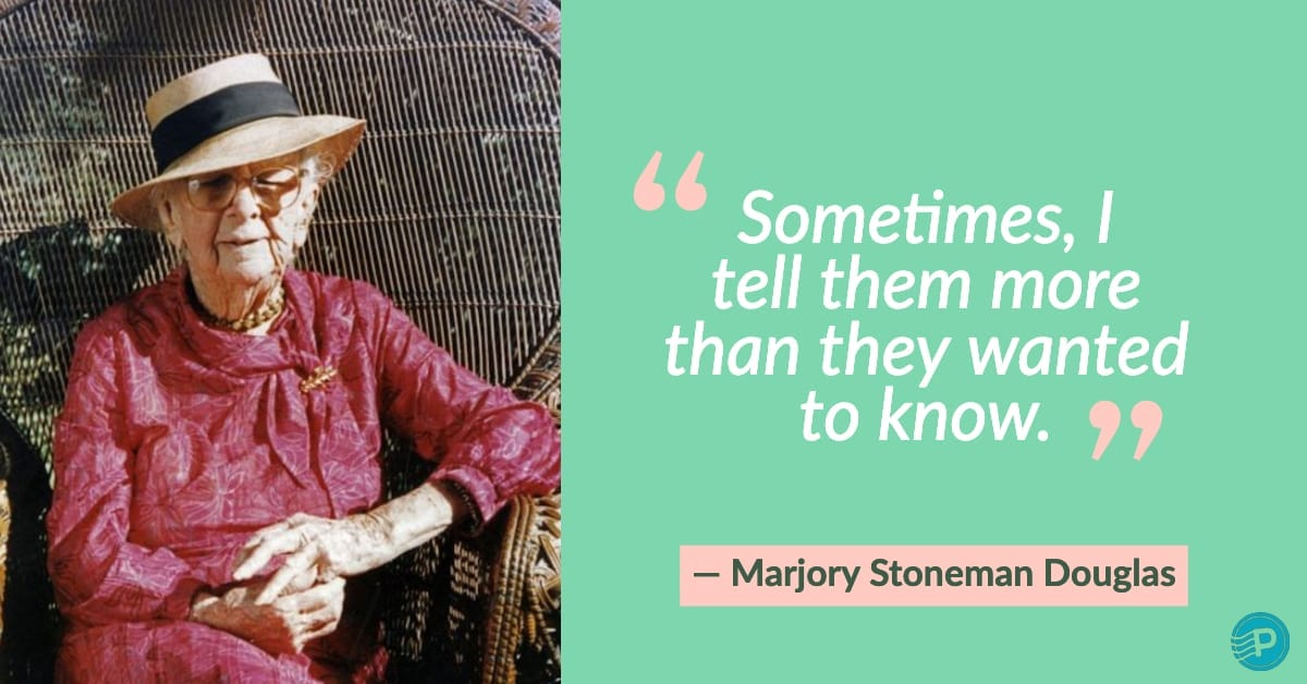 marjory stoneman douglas quote