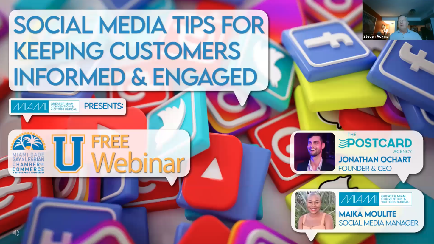 video cover social media webinar tips