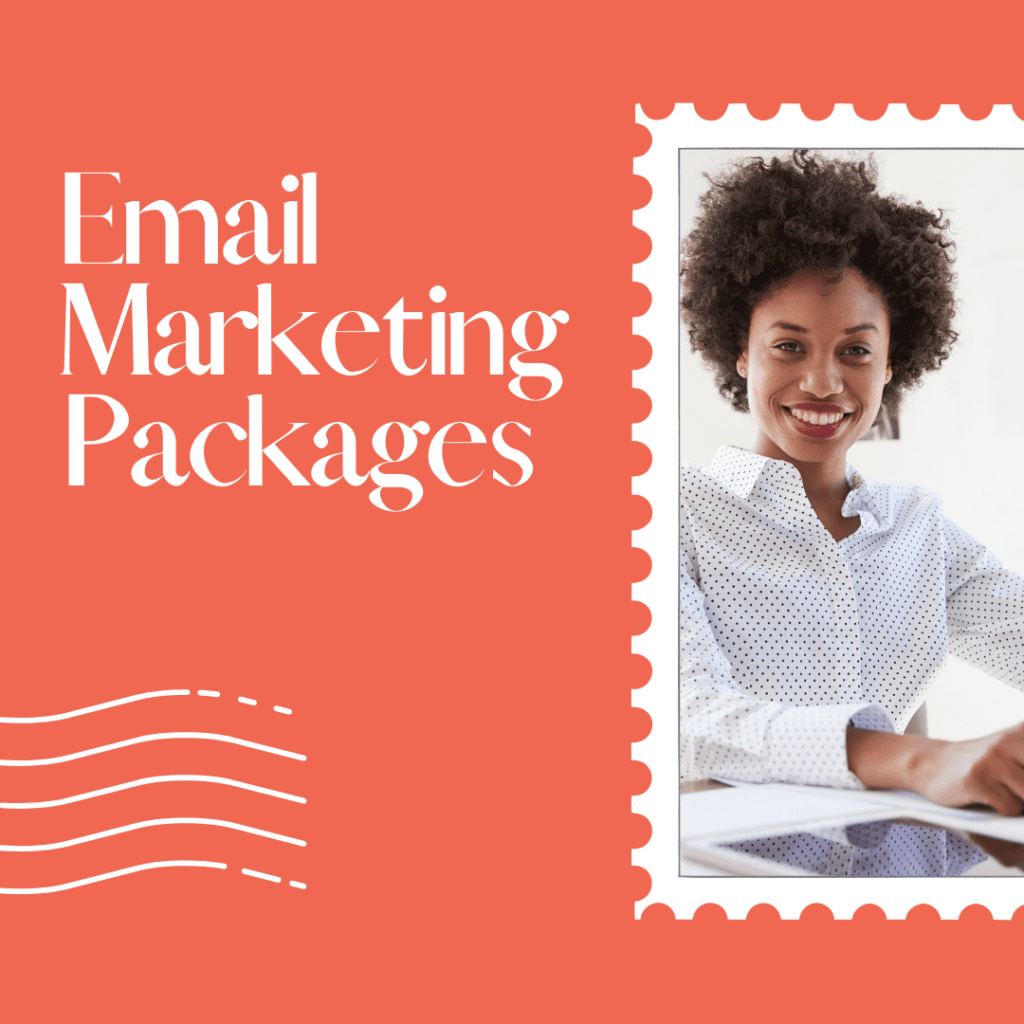 email marketing agency pricing and packages