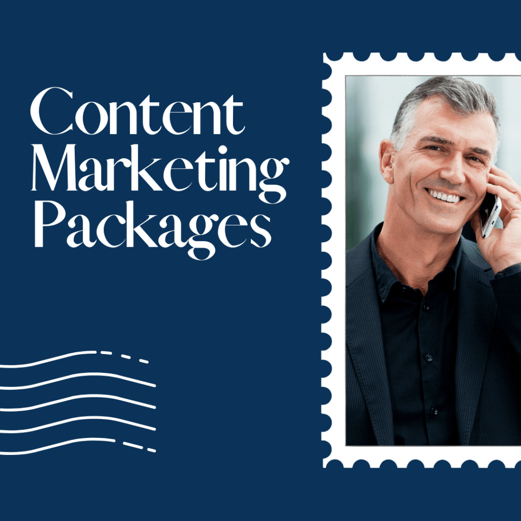 content marketing agency pricing and packages