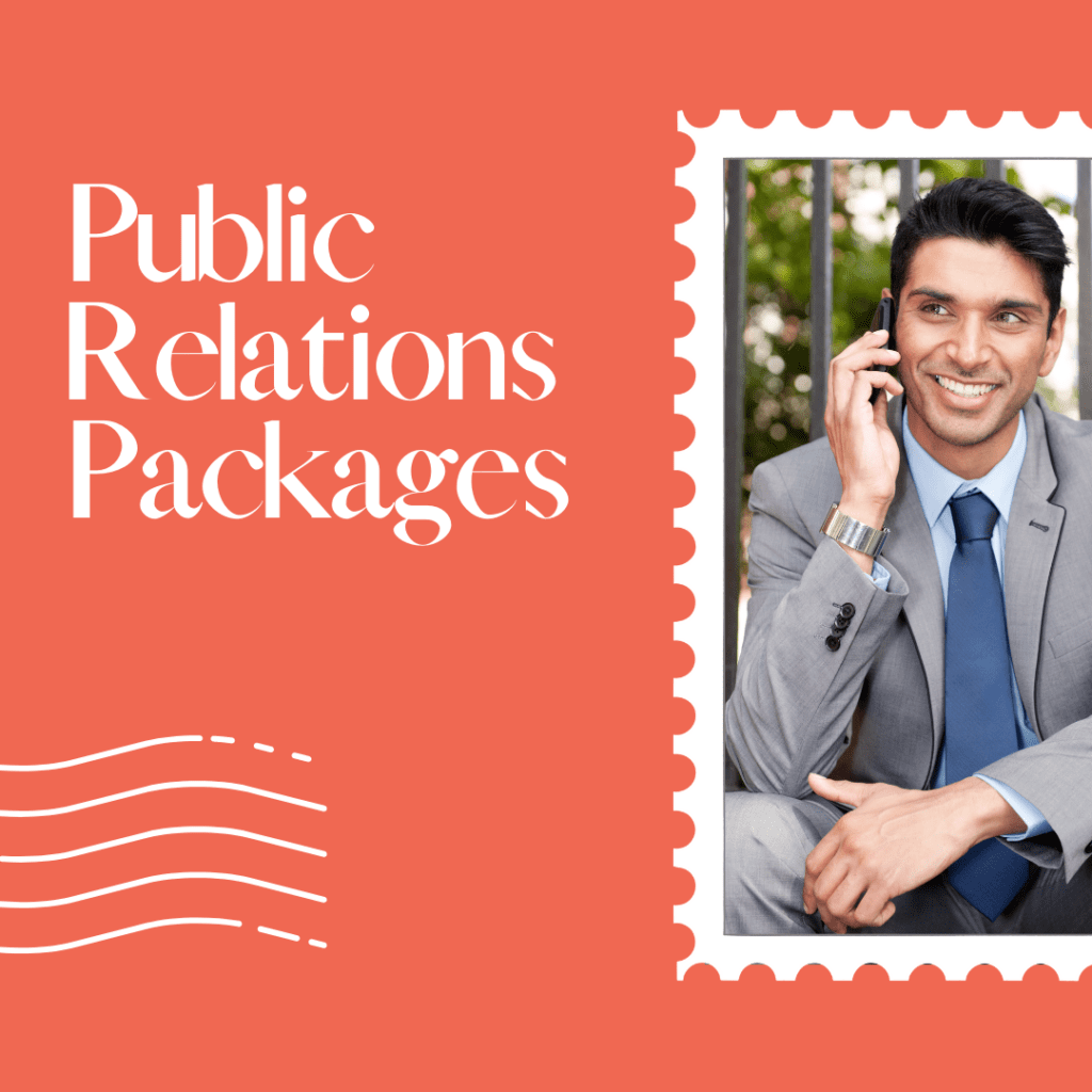 public relations packages