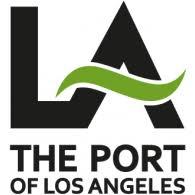 port of la logo